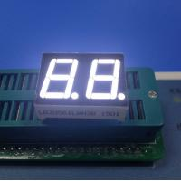 Buy cheap Easy Assembly 2 Digit 7 Segment Led Display , Seven Segment Led Display Ultra Bright from wholesalers