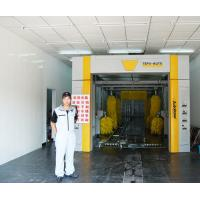 Buy cheap Car cleaning machine tepo-auto tunnel, industrial car wash equipment from wholesalers