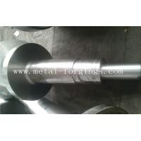 Wholesale 4140 34CrNiMo6 4340 Alloy Steel Metal Forgings Shaft Blank Rough Machined For Wind Power Industry from china suppliers