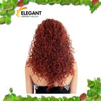 Beautiful 99J Color Afro Curl Full Lace Wig