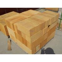 China High Density Fire Clay Brick Refractory For Glass Kiln ISO9001 on sale