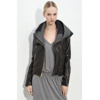 Buy cheap cotton fabric with hood 2012 women winter coat from wholesalers