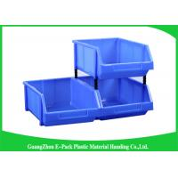 Buy cheap Standard Size Industrial Storage Totes , Antistatic Stackable Storage Boxes from wholesalers
