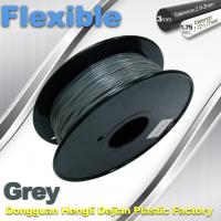 Wholesale Easy To Use Odorless Flexible 3D Printing Filament , 0.8kg / Roll from china suppliers