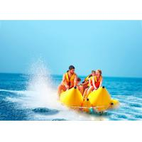 Buy cheap 10 Person Double Seater Island Hopper Banana Boat / Towable Water Ski Tube from wholesalers