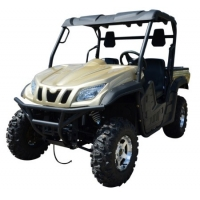 Buy cheap 650cc UTV Side by Side Offroad Utility Vehicle CVT or AMT cluth from wholesalers