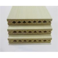 Buy cheap Anti-UV WPC Composite Decking Boards Anti-insect With Hollw Section Board from wholesalers