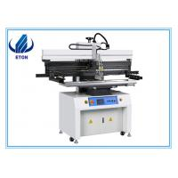 Buy cheap 1.2m semi auto smt stencil printer 1200×250 mm Printing area 0.5~0.7 mpa Air Force from wholesalers