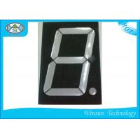 China 1 Digit 3.0 Inch 7 Segment LED Digital Display With Competitive Price on sale