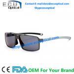 Buy cheap italy design sunglasses aluminum frame polarized sunglasses mj sport sunglasses TR 90 temple from wholesalers