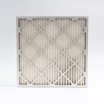 Buy cheap Pre Efficiency Industrial  Filters Panel Air Filter MERV 8 Pleated from wholesalers