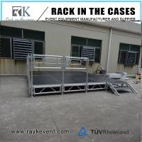 Buy cheap RK portable stage platform and risers rental from RK China you deserve it from wholesalers
