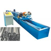 Buy cheap Efficient Door Frame Roll Forming Machine For Rolling Shutter Octagonal Tube from wholesalers