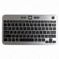 Buy cheap Bluetooth Keyboard with OFN Bluetooth Mouse from wholesalers