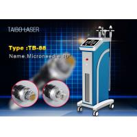 Microneedle RF Skin Care Machine Rf Fractional Micro Needle Wrinkle Removal Equipment Manufactures