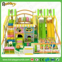 Buy cheap CE Certificated Soft Play Zone Indoor Kids Playground Kid Used Indoor Playground Equipment For Sale from wholesalers