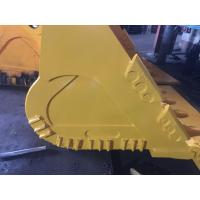 Buy cheap Customizable Color Excavator Rock Bucket With Track Shoes Assembly On Bottom from wholesalers
