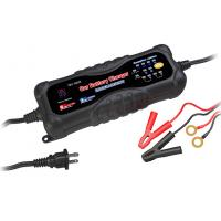 Wholesale 3A / 6A Smart Portable Car Battery Chargers 12V / 24V for lead-acid batteries from china suppliers