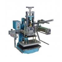 Buy cheap manual hot stamping machine for leather/ceramic/carboard from wholesalers