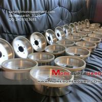 Buy cheap Hot sell! Vitrified bond diamond grinding wheel for tungsten carbide from wholesalers