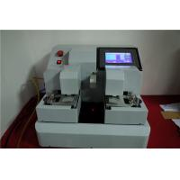 Buy cheap Paperboard Four Point Bending Stiffness Universal Testing Machines Multi - Function from wholesalers