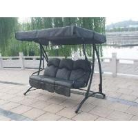 Buy cheap Three Seater Textilene Sling Swing with Cushion (BR-SW024) from wholesalers