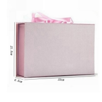 Buy cheap SGS Recyclable Screen Printing 21.5 *32 *6.5cm Apparel Packaging Boxes from wholesalers