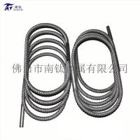 Buy cheap Custom Twisted Tube Heat Exchanger from wholesalers