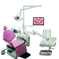 Buy cheap MR-2688F6 Deluxe Top Mounted Dental Unit with Three Fold Dental Chair CE, ISO from wholesalers
