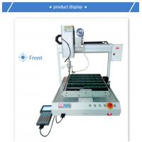 Buy cheap XHL-L331 3-Axis Desktop Blowing-type  Automatic Locking Screw Machine from wholesalers