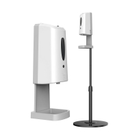Buy cheap Wall Mount Automatic Soap Dispenser Infrared Touchless Soap Dispenser Liquid Alcohol Disinfectant from wholesalers