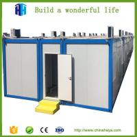 Buy cheap self contained modular steel framed container house furnished price in india from wholesalers