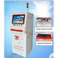 Buy cheap Automatic Cable Laser Wire Marking Machine Speed Up To 200M / Minute from wholesalers