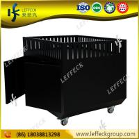 Buy cheap Men cloth retail store promotion garment display table made by LEFFECK from wholesalers