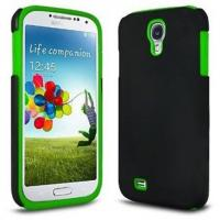 Buy cheap Samsung Galaxy S4 Protective Cell Phone Cases , Solid​ PC Silicone Combo Protective Cover from wholesalers