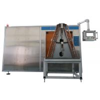 Buy cheap Heat Exchanger Vacuum Chamber Helium Leak Detection System 1g/a Leakage Rate 6min/pc from wholesalers