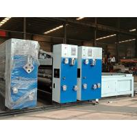 Buy cheap Multicolor Printing Slotting Machine , Corrugated Carton Box Printing Machine from wholesalers