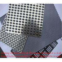 Buy cheap Numerical Controlled Punching Wire Mesh from wholesalers