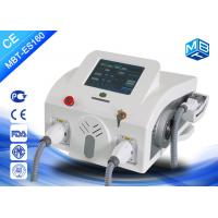 China Skin Rejuvenation / Pigment Therapy SHR Hair Removal Machine For Home Use on sale