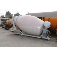 Wholesale 6 - 8 Cubic Meters Concrete Agitator Truck, 2 Yards Concrete Pump Truck from china suppliers