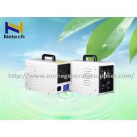Buy cheap Automotive Ozone Generator Ozone Air Purifier cleanr 3G 5G 110V For Car / Home from wholesalers