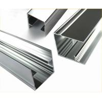 Buy cheap Length Customized ,  Polished Aluminium Profile Extrusion For Doors  And  Windows from wholesalers