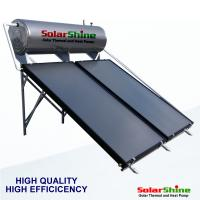 Wholesale Compact Type Flat Plate Solar Water Heater 0.6Mpa Residentail Household Usage from china suppliers