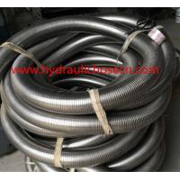 Buy cheap Exhaust flexible pipe/ stainless steel flexible exhaust pipe from wholesalers