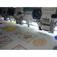 Buy cheap Tai Sang Embro vista model 904+04(4 heads flat embroidery machine + 4 heads chenille embroidery machine) from wholesalers