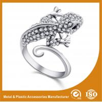 Wholesale 304 Stainless Steel Ladies Fashion Rings For Anniversary / Gift from china suppliers