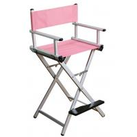 Wholesale Elegant Lightweight Black Mac Makeup Chair For Cosmetic / Hairdressing Salon from china suppliers