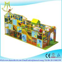 Buy cheap Hansel toys amusement park sale children play area equipment kids parking game from wholesalers
