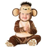 Buy cheap Monkey Infant Baby Acting Costumes Halloween Baby Clothes Custom Made from wholesalers