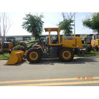 Buy cheap High Performance XCMG WZ30-25 Compact Wheel Loader / Small Backhoe Loader from wholesalers